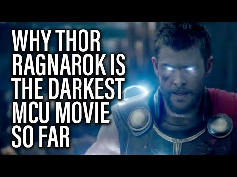 WHY THOR RAGNAROK IS THE DARKEST MCU SO FAR (Spoilers)