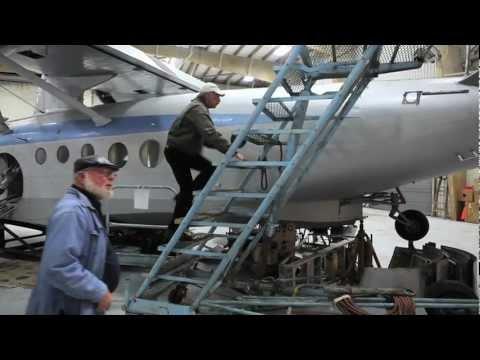 Howard Hughes Sikorsky S-43 Acquisition - Kermit Weeks