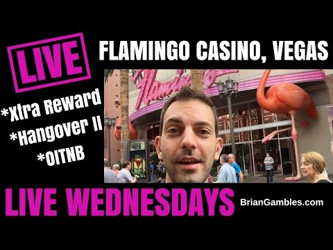 *LIVE* at Flamingo Las Vegas ✦ Recorded LIVE ✦ Hangover II + Xtra Reward + Orange is The NB
