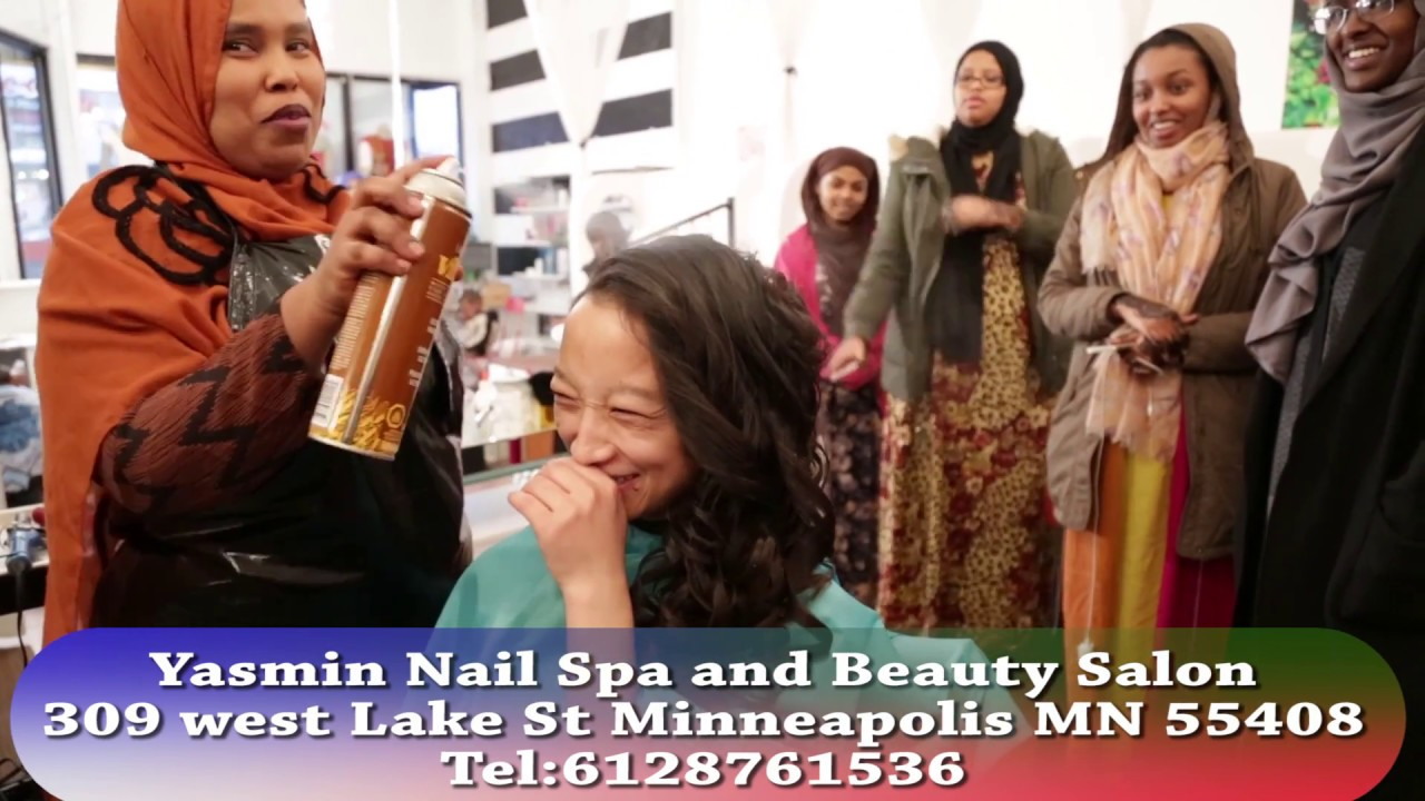 Yasmin nail spa and beauty salon youtube for Yasmin beauty salon