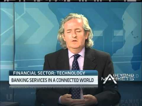 Banking Services in a Connected World with Alistair Newton