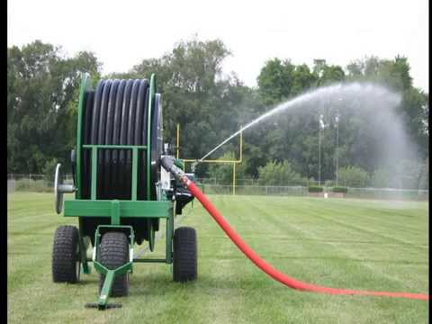 Sports Field Irrigation Field Maintenance Made Easy With