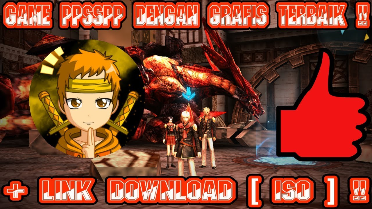 download game psp grafis terbaik