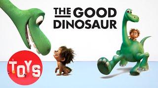 TOP 10 CHRISTMAS 2015 TOYS   The Good Dinosaur Arlo and Spot Figurines