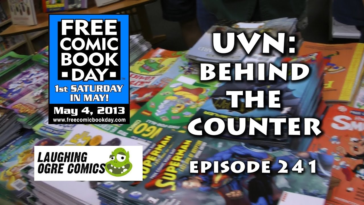 UVN: Behind the Counter 241