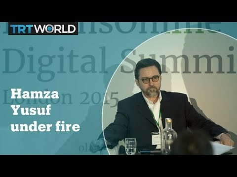 Hamza Yusuf criticised for working with Trump administration