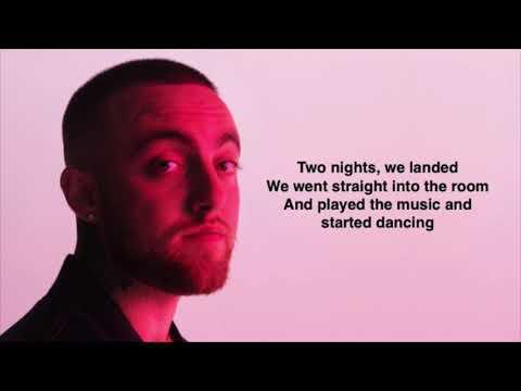 Mac Miller feat Ty Dolla $ign - Cinderella (Lyrics)
