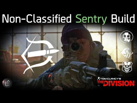 The Division 1.8 | Non-Classified Sentry Build for Group Play