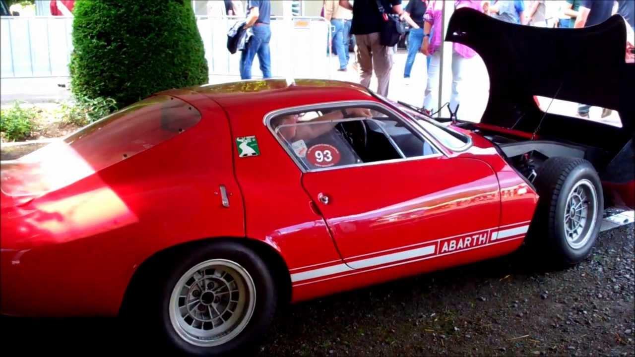 Fiat abarth 1300 ot