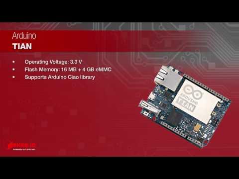 Carte Arduino TIAN