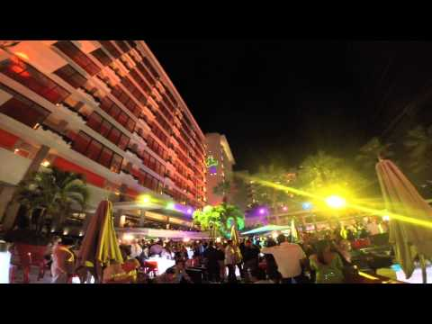 Party at La Concha a Renaissance Resort San Juan Puerto Rico New Years 2015