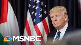 President Trump Asked Intelligence Chiefs To Push Back Against FBI Probe | The 11th Hour | MSNBC