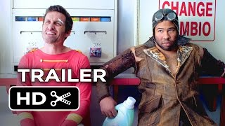 The Sidekick Official Trailer 1 (2015) - Lizzy Caplan, Jordan Peele Short Film HD