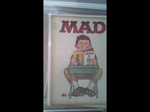 Vintage Mad Magazine Collection 1970s ~ 1950s