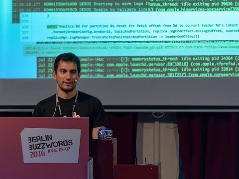 #bbuzz 2016: Enrico Canzonieri - Scaling Yelp's Logging Pipeline with Apache Kafka on YouTube