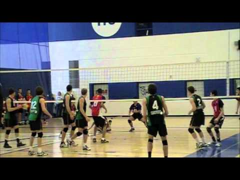 2011 Crush Volleyball 18U Provincial Cup Highlights