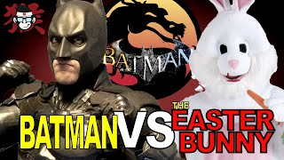 BATMAN VS THE EASTER BUNNY 4K (Ultra HD) Easter 2019