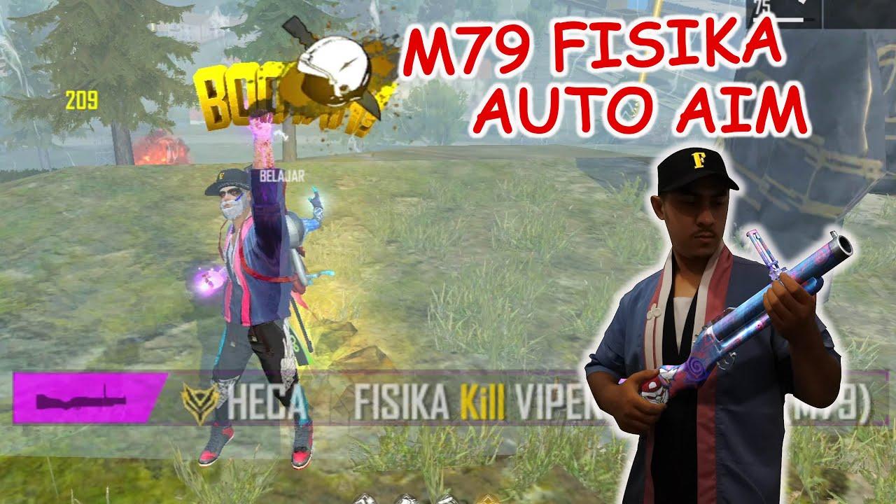 PELONTAR M79 FISIKA AUTO AIM BEGINI CARANYA