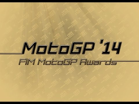 2014 FIM MotoGP™ Awards Ceremony