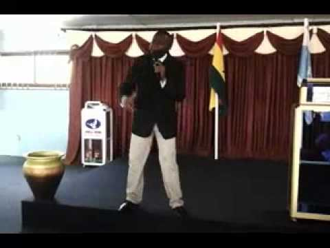 Samuel Johnson Obeng - We Need Revival