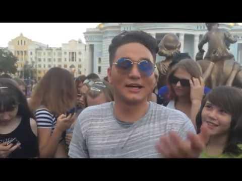 """Ведущий """"Магаззино"""" пожелал жителям Саранска оставаться добрыми людьми"""