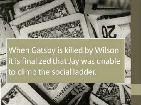 the great gatsby and social class