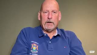 Sen. VanderWall urges social distancing amid closing of Tippy Dam