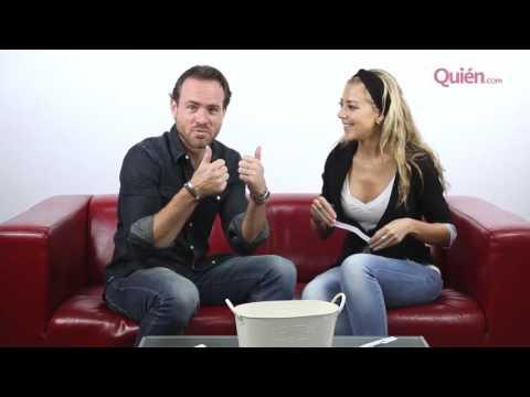 Fer Castillo y Erik Hayser responden nuestras preguntas sorpresa