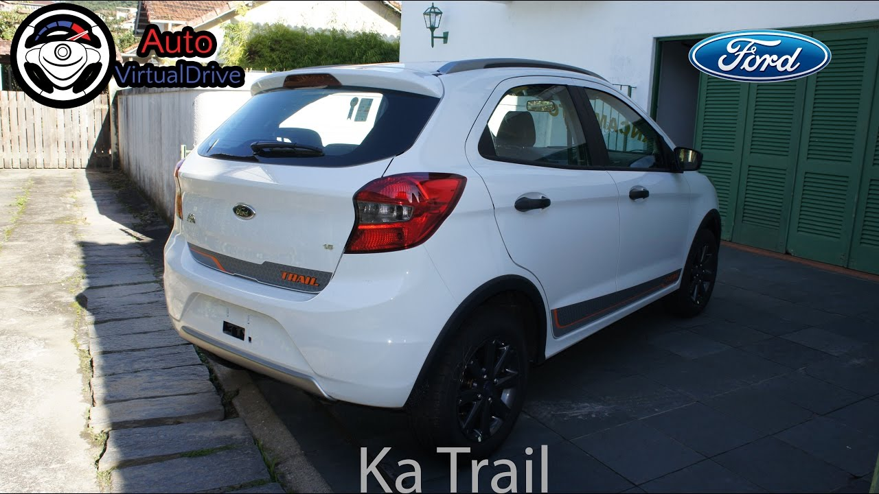 avalia o ford ka trail 1 5 2017 2018 autovirtualdrive. Black Bedroom Furniture Sets. Home Design Ideas