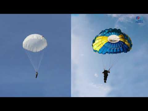 04 - Utilisation du parachute