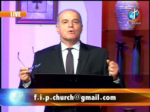 The God Power Pastor Gregory Barsoumian 05-24-2017