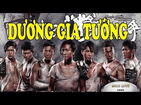 Phim Võ Thuật Cổ Trang Trung Quốc, Trung Liệt Dương Gia Tướng | Phim Hay