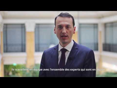 Frédéric Largeron - Directeur de la Banque Privée