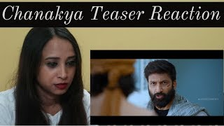 Chanakya Teaser Reaction I Gopichand, Mehreen, Zareen Khan | Reaction Mania