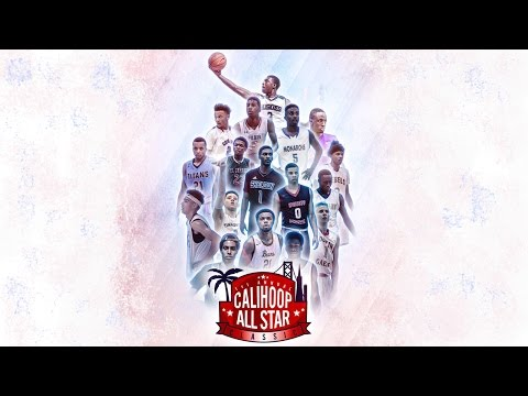 The Official Trailer for The CaliHoop All Star Classic on April 15th at St. Ignatius High School