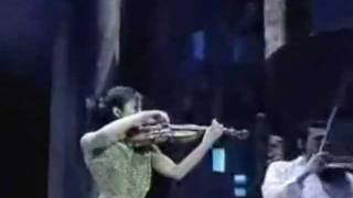 Vanessa Mae - Storm (Vivaldi) (Live)