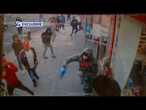 Wild Shootout: Part Of A Violent 6-hour Span In NYC