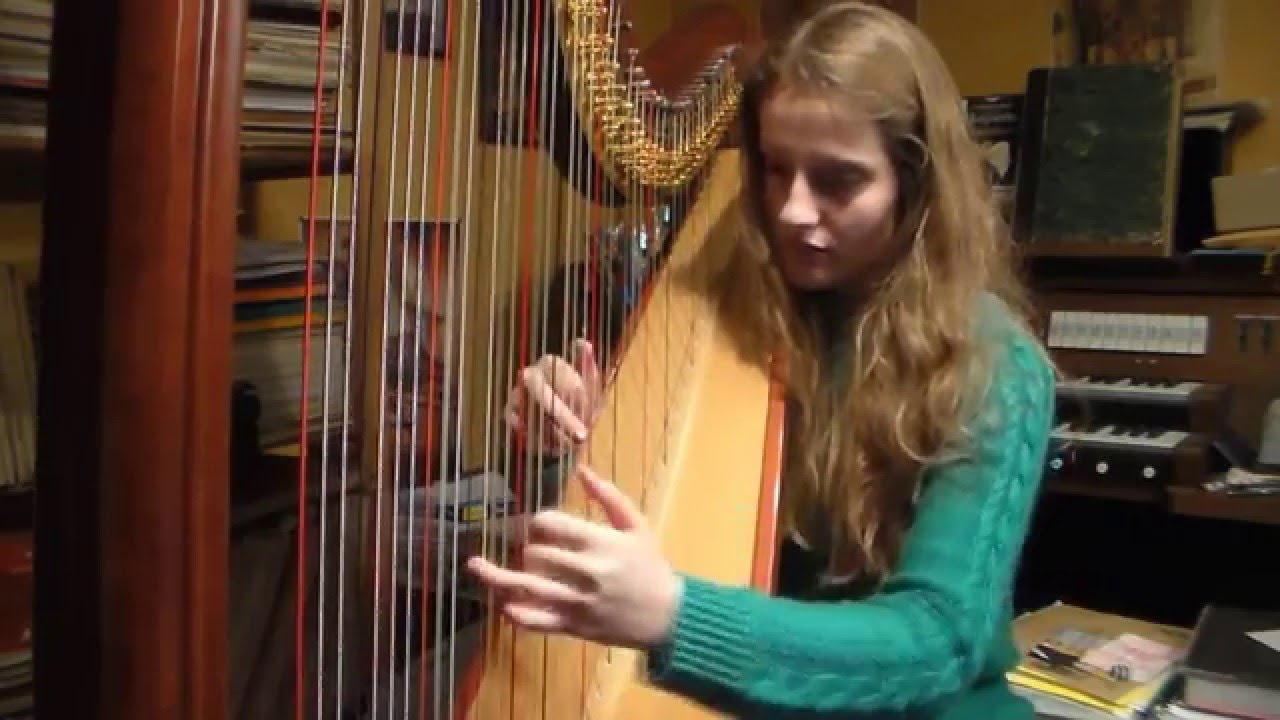 Remedy (Harp Cover)