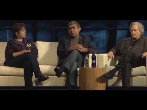 CHI 2016 Plenary: Alan Kay in conversation with Vishal Sikka
