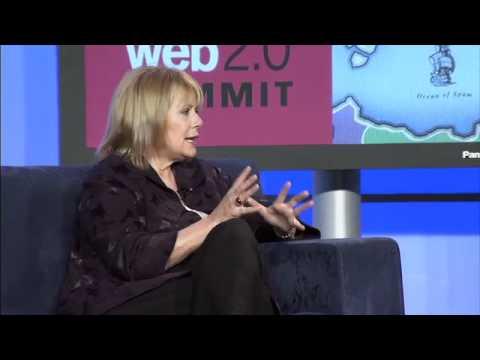 """Web 2.0 Summit 2010:  Carol Bartz, """"A Conversation with Carol Bartz"""""""
