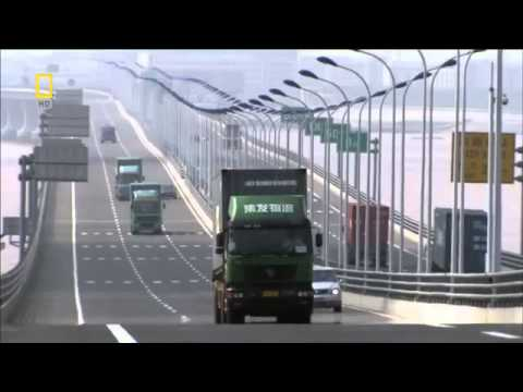 Megastructures China's Ultimate Port clip15