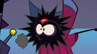 OM NOM Stories - The Black Hole (Cut The Rope) SUPER-NOMS Season 9 Kedoo ToonsTV