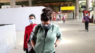 Zoya Akhtar Spotted At Airport
