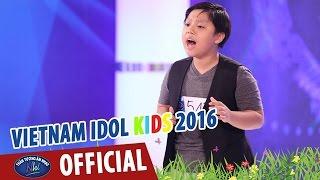 vietnam idol kids - than tuong am nhac nhi 2016 - duong den vinh quang