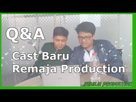 Q&A WITH CAST BARU REMAJA PRODUCTION