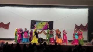 Nachda Punjab Part 13 - Melbourne Giddha Team (Nachda Punjab)