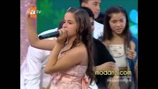 Bir Şarkısın Sen 21.07.2012 | Berna KARAGÖZOĞLU ( fındık kurdu ) - Tiridine Bandım | modanzi.com.tr