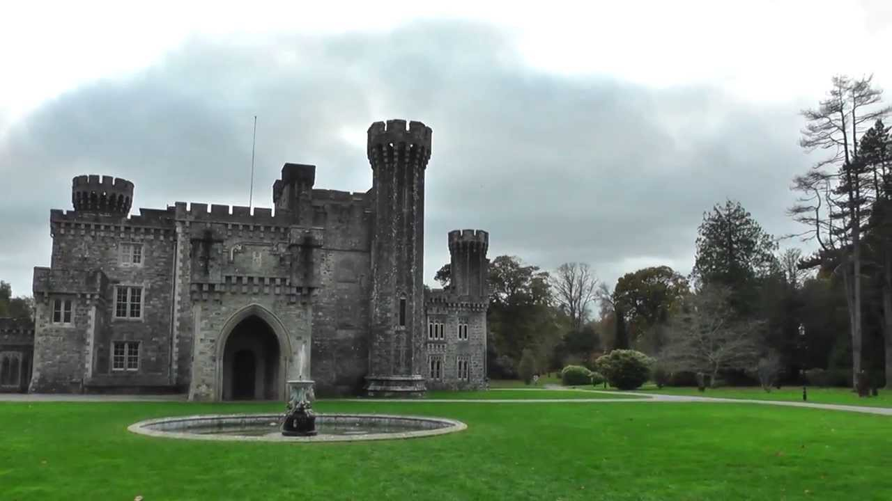 Johnstown Castle Co Wexford Ireland YouTube