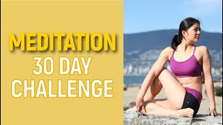 I tried MEDITATION for 30 days 🙏🏼  // Alice Dixson