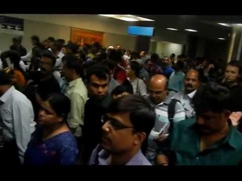 mumbai airport Immigration